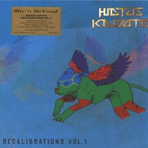 "Hiatus Kaiyote - Recalibrations Vol. 1 (Colored Vinyl Edition) [10""]"