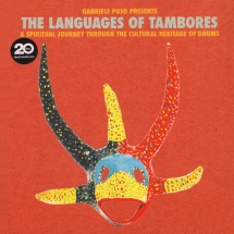 Gabriele Poso - pres. The Languages of Tambores [2LP]