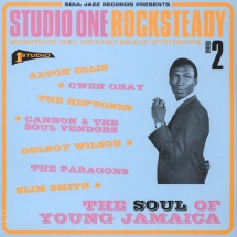 VA - Studio One Rocksteady Vol.2 [2LP]