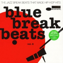 VA - Blue Break Beats Vol. 2 (Colored Vinyl Edition) [2LP]