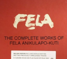 Fela Kuti - The Complete Works Of Fela Anikulapo Kuti [29CD+DVD]