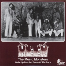"Heem The Music Monsters - Wake Up People/ Peace Of The Rock [7""]"