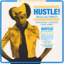 VA - Hustle! Reggae Disco - Kingston, London, New York [3LP]