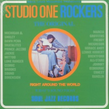 VA - Studio One Rockers - The Original [2LP]