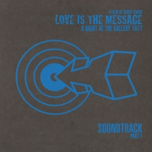 "Nicky Siano - pres. Love Is The Message: A Night At The Gallery 1977 Soundtrack Part 1 [12""]"