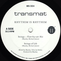 "Rhythim Is Rhythim - Strings Of Life [12""]"