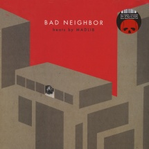 Madlib - Bad Neighbor Instrumentals [2LP]