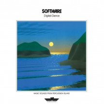 Software - Digital-Dance (Blue Vinyl Edition) [LP]