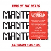 Mantronix - King Of The Beats Anthology 1985-1988 [2CD]