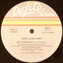 "Kool & The Gang - Get Down On It/ Summer Madness [12""]"