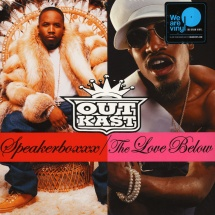 OutKast - Speakerboxxx / The Love Below [4LP]