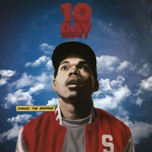 Chance The Rapper - 10 Day (Colored Vinyl Edition) [LP]
