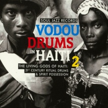 VA - Vodou Drums In Haiti Vol.2 [CD]