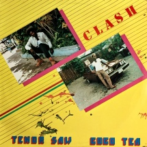 Tenor Saw/ Coco Tea - Clash [LP]