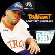 "DJ Assault - Booty In The Outback [12""]"