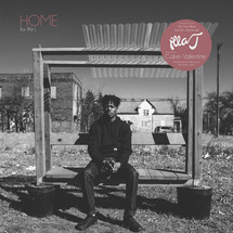 Illa J - Home (LP+MP3) [LP]