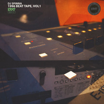 DJ Spinna - 1996 Beat Tape Vol. 1 (Colored Vinyl Edition) [LP]