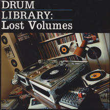 Paul Nice - Drum Library (The Lost Volumes) [2LP]