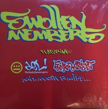 "Swollen Members ft. Del The Funky Homosapien & Mix Master Mike - S&M On The Rocks/ Committed/ My Advice/ Left Field [12""]"
