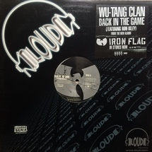 "Wu-Tang Clan - Back In The Game [12""]"