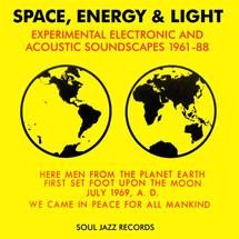 VA - Space, Energy & Light: Experimental Electronic And Acoustic Soundscapes 1961-88 [3LP]