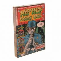 Ed Piskor - Hip Hop Family Tree Vol. 1&2: 1975–1983 Box Set [komiks]
