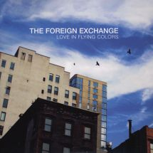 "The Foreign Exchange - Love In Flying Colors [2LP+7""]"