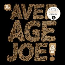 Joe Kickass - The Average Joe (Gold Vinyl Edition) [LP]