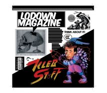 Klebstoff - Sticker Mag #05 - hosted by Lodown [magazyn]