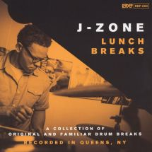 J-Zone - Lunch Breaks (Colored Vinyl Edition) [LP]