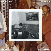 Richard Marks - Never Satisfied: The Complete Works 1968-1983 [2LP]