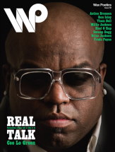 Wax Poetics - issue 58 - Cee Lo Green/ Action Bronson cover [magazyn]