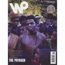 Wax Poetics - issue 61 - James Brown/ Curtis Mayfield cover [magazyn]