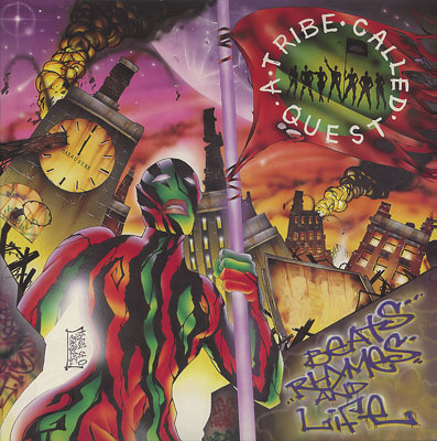 A Tribe Called Quest - Beats, Rhymes & Life [2LP]