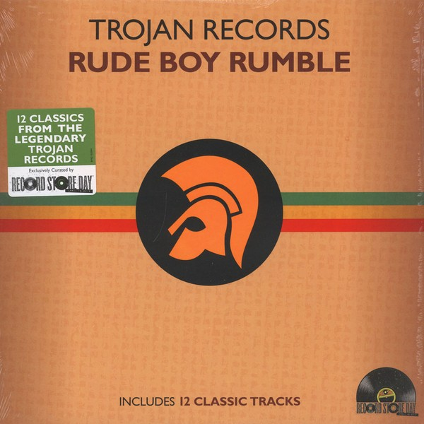 VA - Trojan Records: Rude Boy Rumble [LP]