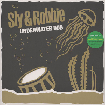 Sly & Robbie - Underwater Dub [LP+CD]