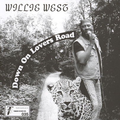 Willie West & The High Society Brothers - Down On Lovers Road/ Who