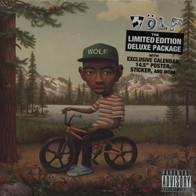 Tyler The Creator - Wolf Deluxe Edition [CD]