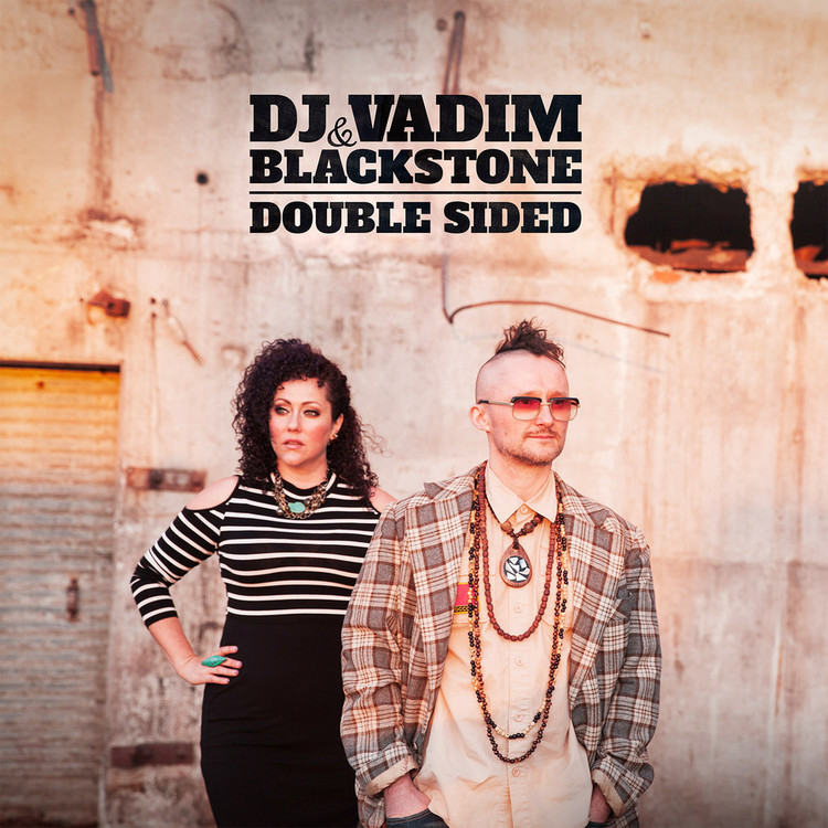 DJ Vadim & Blackstone - Double Sided [2LP]