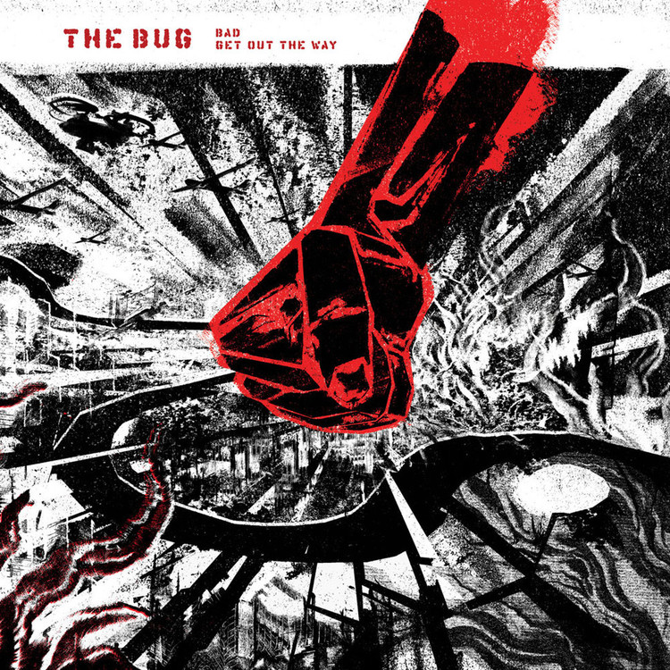 "The Bug - Bad/ Get Out The Way [12""]"