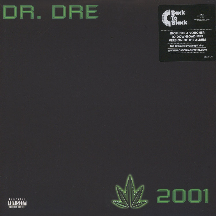 Dr.Dre - Chronic 2001 [2LP]