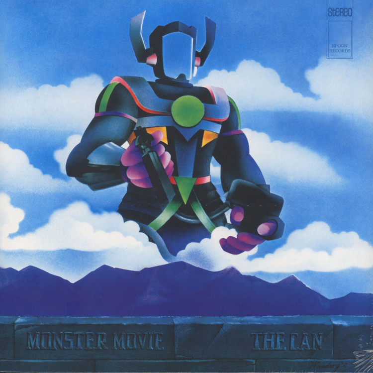Can - Monster Movie (Remastered) [CD]