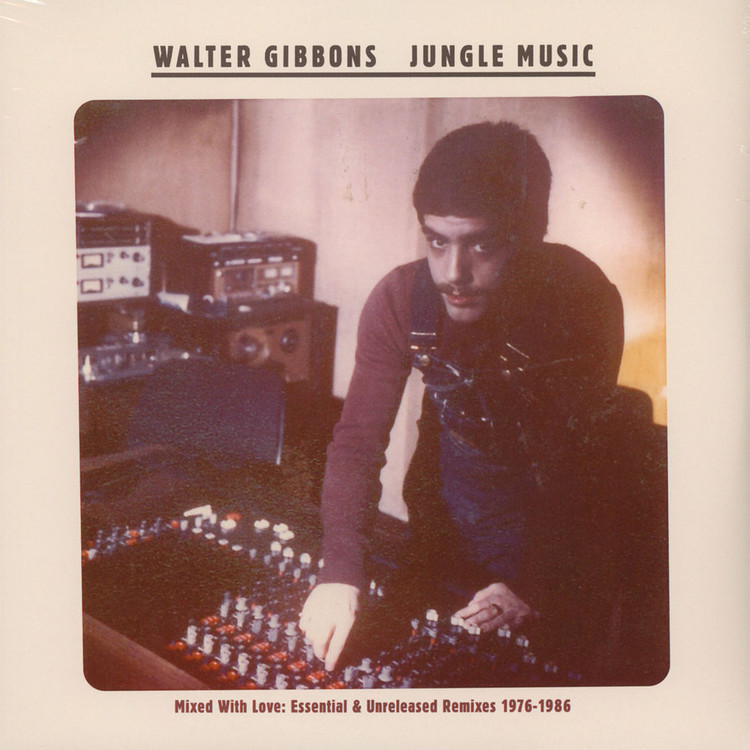 Walter Gibbons - Jungle Music [2LP]