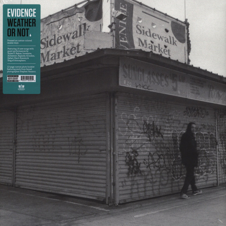 Evidence - Weather Or Not (Colored Vinyl Edition) [2LP]