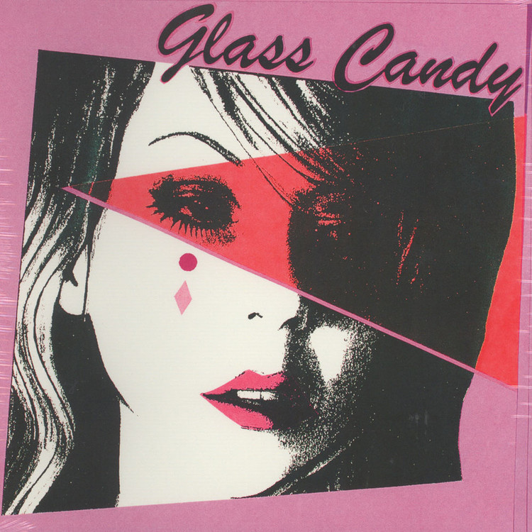 Glass Candy - I Always Say Yes (Limited Pink Vinyl Edition) [LP]