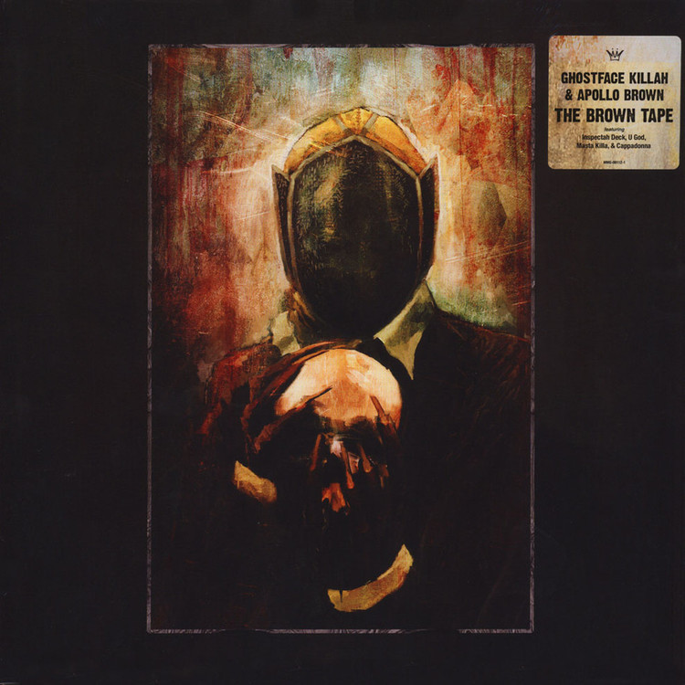 Ghostface Killah & Apollo Brown - Twelve Reasons To Die: The Brown Tape (Colored Vinyl Edition) [LP]