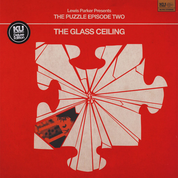 Lewis Parker - The Puzzle Episode Two: The Glass Ceiling (Deluxe Edition) [2LP]