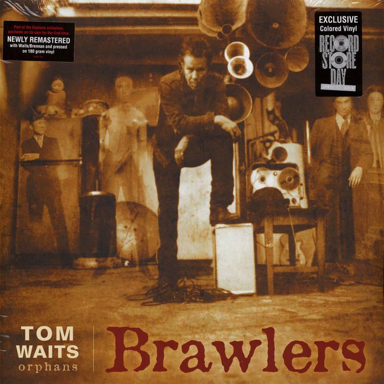 Tom Waits Brawles Rsd 2018 Colored Vinyl 2lp