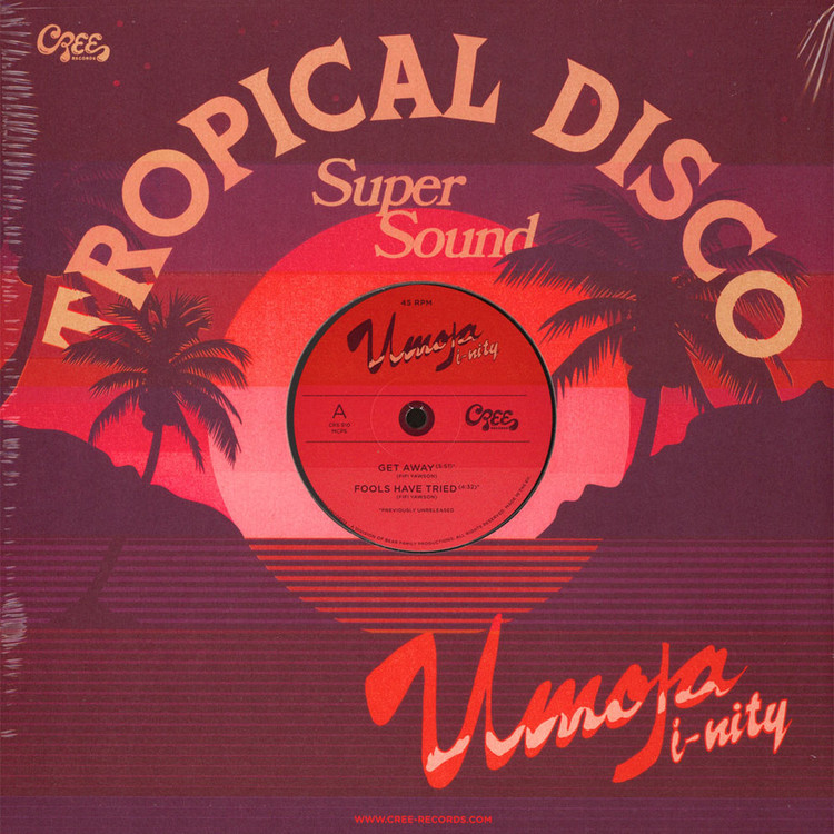 "Umoja I-Nity - Feel The Groove [12""]"