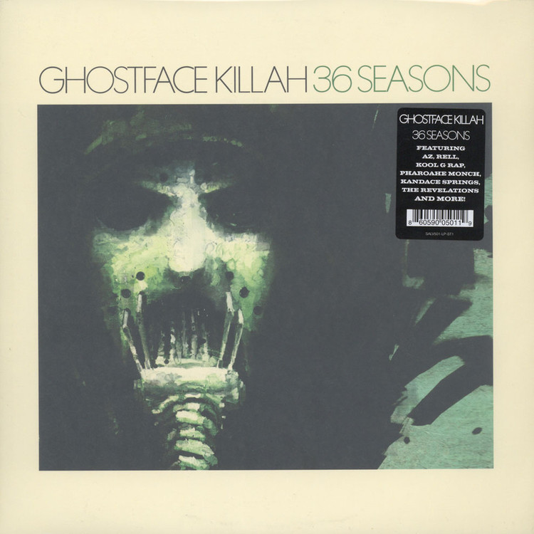 Ghostface Killah - 36 Seasons [LP]